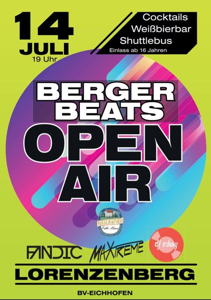 Berger Beats Open Air